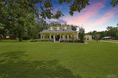 Haughton Single Family Home For Sale: 304 Parker Road