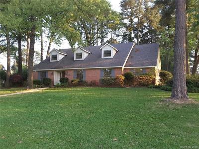 Shreveport Single Family Home For Sale: 700 Emberwood Circle