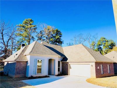 Shreveport Single Family Home For Sale: 6754 Oasis