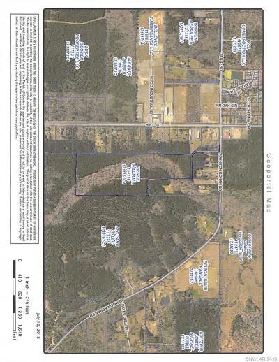 Haughton Residential Lots & Land For Sale: Johnson Koran Road