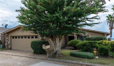 Shreveport Single Family Home For Sale: 5729 Shoreline Drive