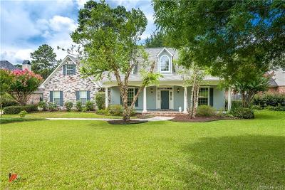 Shreveport LA Single Family Home Contingent: $380,000