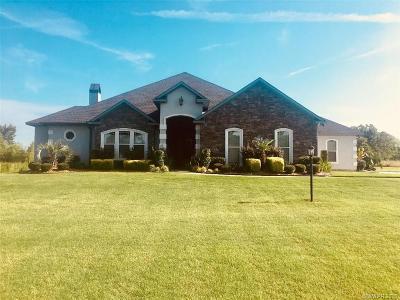 Shreveport Single Family Home For Sale: 8048 Parker