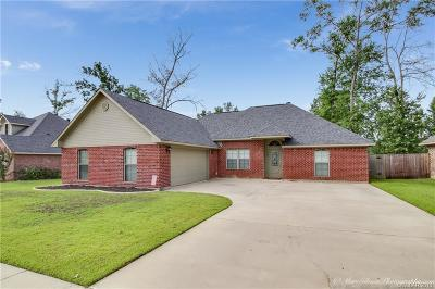 Haughton Single Family Home For Sale: 128 Bent Tree Loop