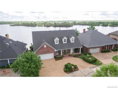 Shreveport Single Family Home For Sale: 7205 Old River Drive