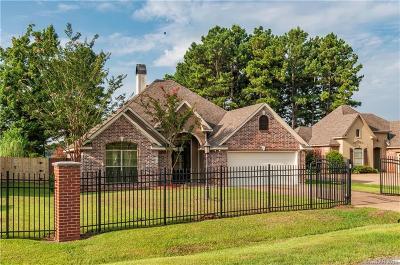 Cottage Rdg Un 01 Ph 02, Cottage Rdg Un 1 Ph 2, Cottage Ridge, Cottage Ridge, Unit 1 Single Family Home For Sale: 255 Flournoy Lucas Road