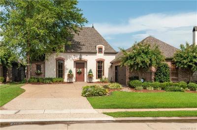 Shreveport Single Family Home For Sale: 10037 Somerset Lane