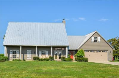 Mansfield Single Family Home For Sale: 175 Morgan Place Pvt Drive