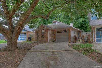 Bossier City LA Single Family Home For Sale: $103,950