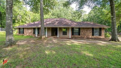 Haughton Single Family Home For Sale: 3 Crandon