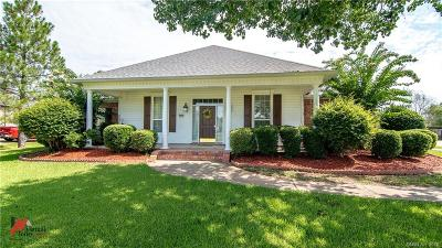 Bossier City LA Single Family Home For Sale: $435,000