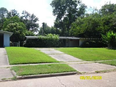 Shreveport Single Family Home For Sale: 949 Captain Shreve Drive