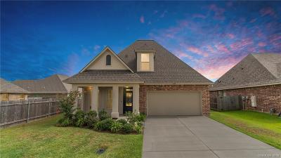 Bossier City LA Single Family Home Contingent: $257,900