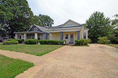 Shreveport LA Single Family Home For Sale: $79,000