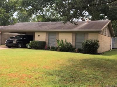 Shreveport LA Single Family Home For Sale: $110,000