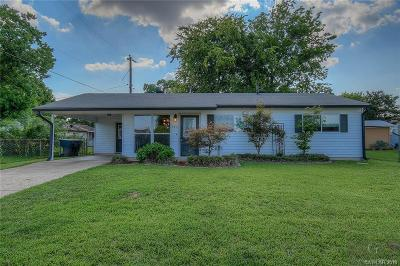 Bossier City Single Family Home For Sale: 3411 Bistineau Drive