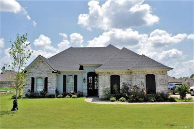 Bossier City Single Family Home For Sale: 258 Arrowhead Drive