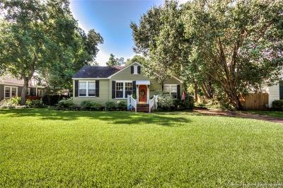Shreveport LA Single Family Home For Sale: $224,500
