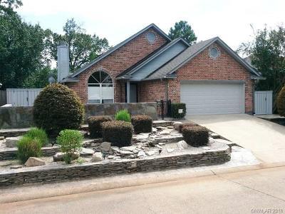 Shreveport LA Single Family Home For Sale: $225,000