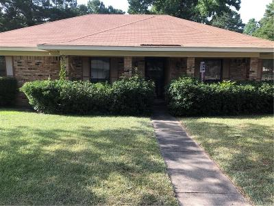 Shreveport LA Single Family Home For Sale: $165,500