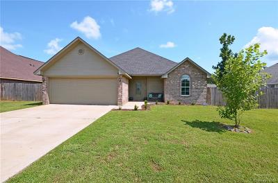Haughton Single Family Home For Sale: 420 Cross Drive
