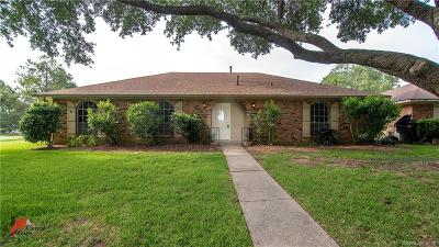 Bellair, Bellaire Single Family Home For Sale: 1420 W Maria Street