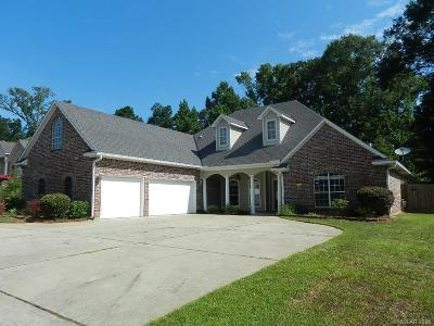 Haughton Single Family Home For Sale: 317 Dogwood South Lane