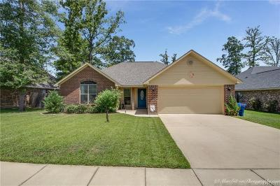 Haughton Single Family Home For Sale: 129 Bent Tree Loop