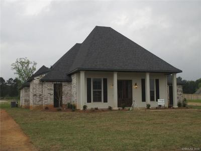 Haughton Single Family Home For Sale: 304 Granite Drive