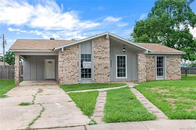 Bossier City Single Family Home For Sale: 4809 Orchid