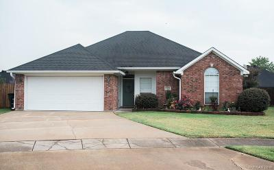 Bossier City Single Family Home For Sale: 6004 Zachary