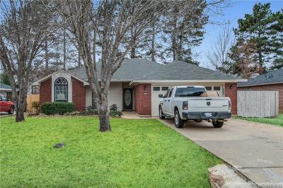 Haughton Single Family Home For Sale: 119 Ragan Lane