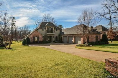 Benton Single Family Home For Sale: 5005 Westrilee Drive