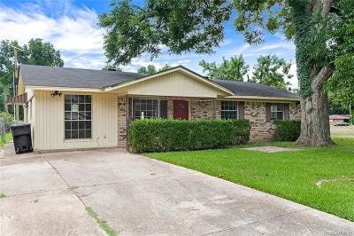Bossier City Single Family Home For Sale: 1700 Ray