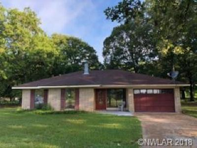 Haughton Single Family Home For Sale: 4140 Bellevue Road