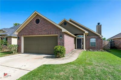 Bossier City LA Single Family Home For Sale: $169,900