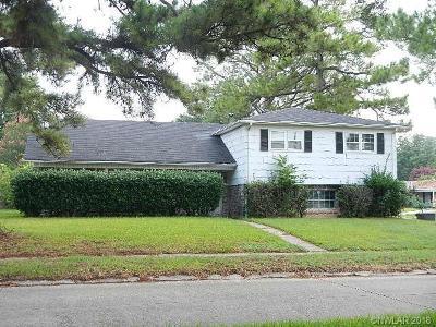 Bossier City LA Single Family Home For Sale: $88,700