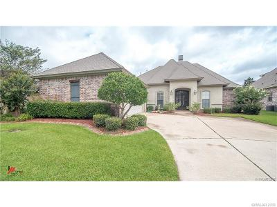 Bossier City Single Family Home For Sale: 50 Turnbury Drive
