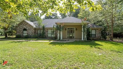 Benton Single Family Home For Sale: 937 Crouch Road