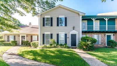 Shreveport LA Condo/Townhouse For Sale: $159,900