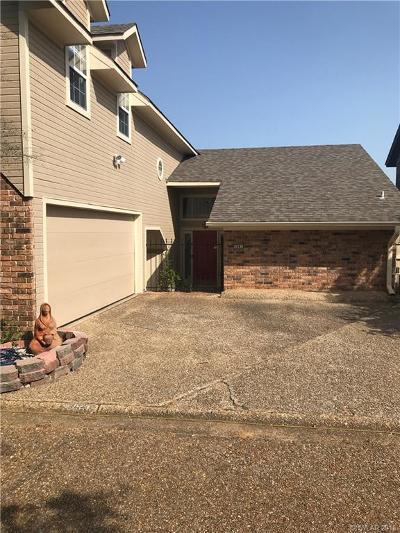 Shreveport Single Family Home For Sale: 5661 S Lakeshore Drive #5