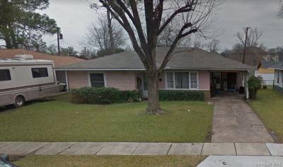 Bossier City LA Single Family Home For Sale: $54,900