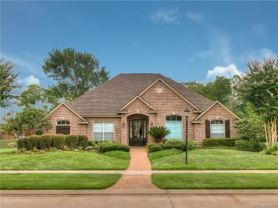 Shreveport Single Family Home For Sale: 611 Ashley River Road
