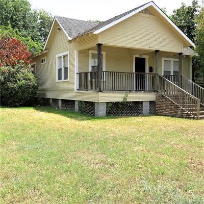 Shreveport LA Single Family Home For Sale: $96,000