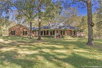 Benton Single Family Home For Sale: 211 Vance Road
