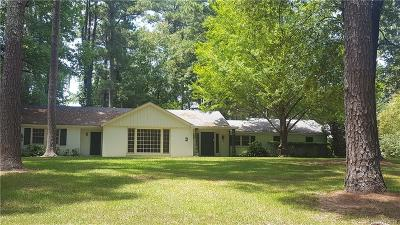 Minden Single Family Home For Sale: 112 Bay Creek Road