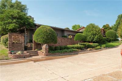 Shreveport Single Family Home For Sale: 5674 Mirador Circle