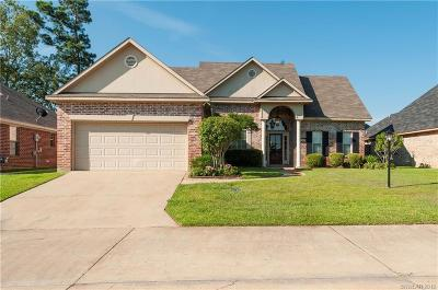 Norris Ferry Crossing Single Family Home For Sale: 10436 Plum Creek Drive