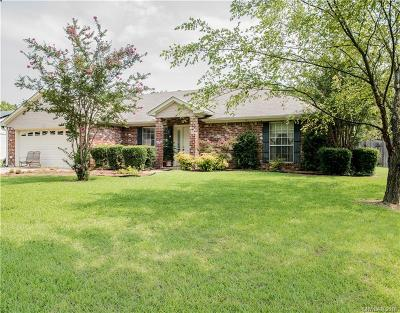 Benton Single Family Home For Sale: 4505 Lawndale Drive