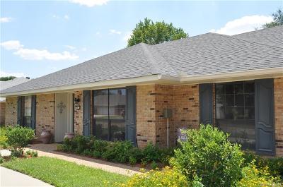 University Terrace, University Terrace South, University Terrace, Unit #4 Single Family Home For Sale: 7616 Brookhaven Way